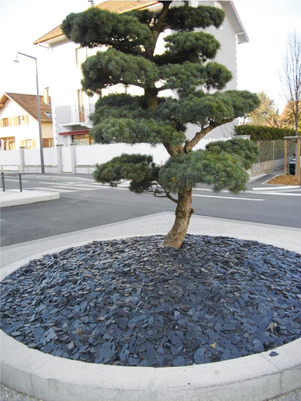 decoration-arbuste-paillettes-ardoise-trela