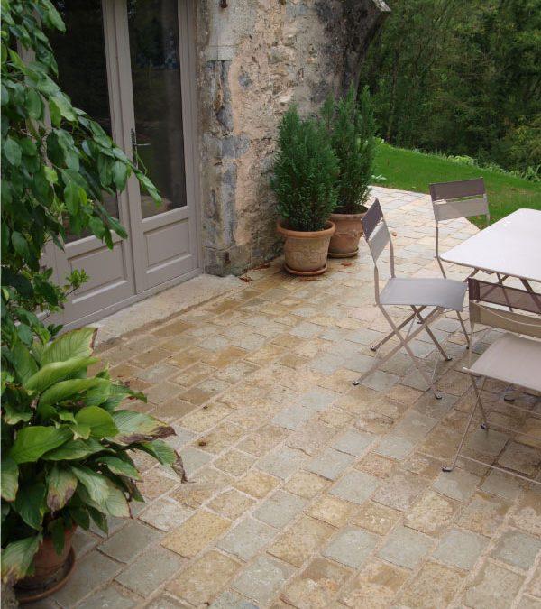 Calcaire Castello beige